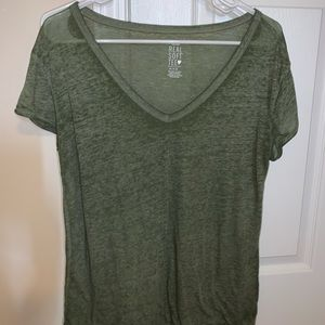 Aerie real soft t shirt